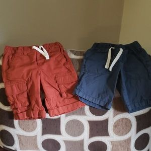 Lot of 2 Toddler Shorts
